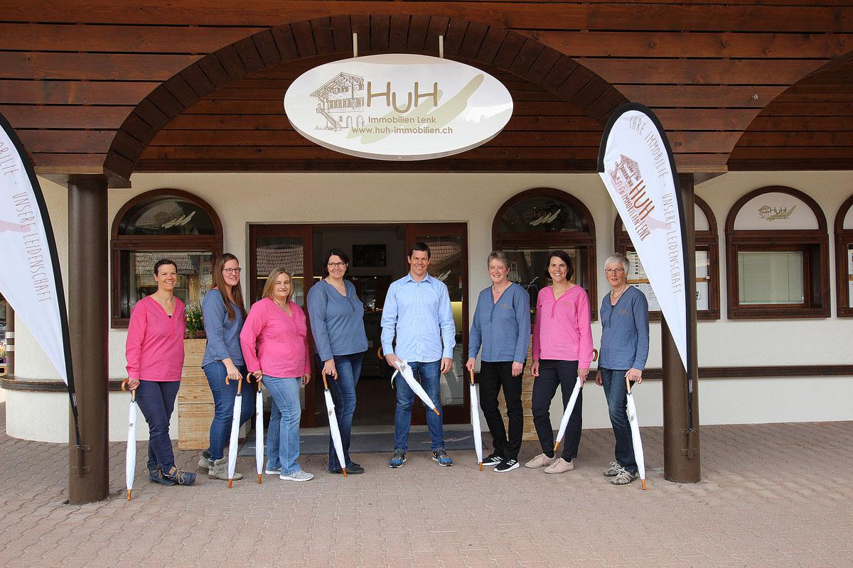 Team HUH Immobilien- und Generalunternehmung AG